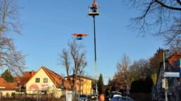 Ingenieurbuero Bertels Münster Berlin Rangsdorf Drohne und Kran