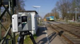 Ingenieurbuero Bertels Münster Berlin Bahnhof Reckenfeld 3d Laserscanning