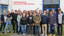 Ingenieurbuero Bertels Münster Berlin CSR Leitbildentwicklung Gruppenbild