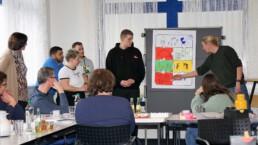 Ingenieurbuero Bertels Münster Berlin CSR Leitbildentwicklung Gruppengespräch