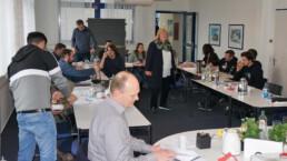 Ingenieurbuero Bertels Münster Berlin CSR Leitbildentwicklung Meeting