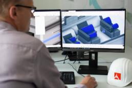 Ingenieurbuero Bertels Münster Berlin moderne Auswertungs-Software