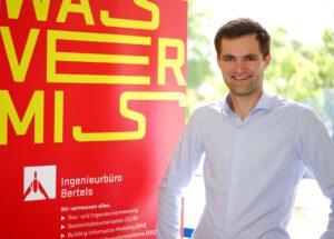 Marcel Bertels - Digitales Bauen
