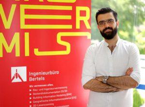 Qusay Aljramany - Team Digitales Bauen